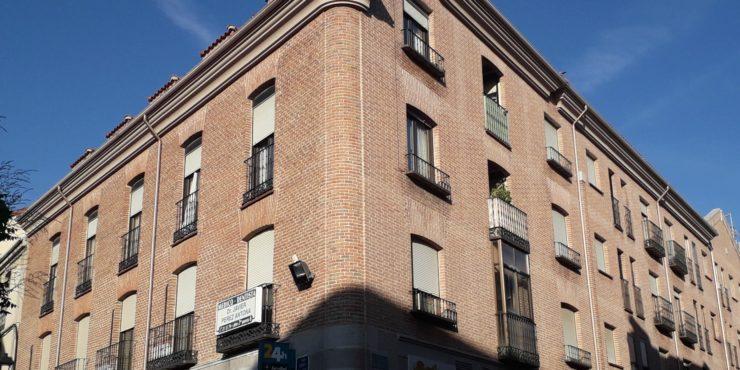 Apartamento 1 dorm. zona centro (junto Plaza Sta. Teresa)