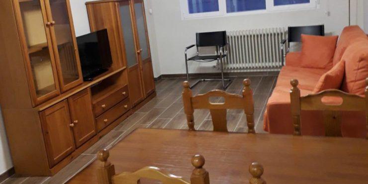 Apartamento recién acondicionado en Paseo de la Estación